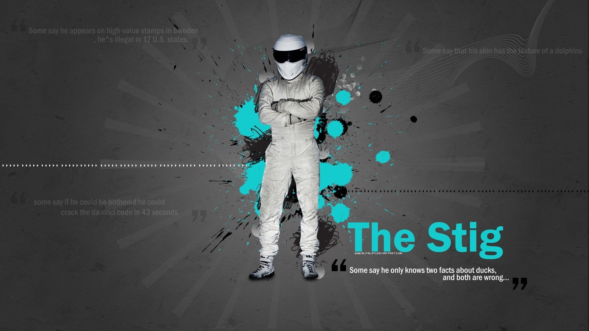 The Stig Top Gear Hd Wallpapers Desktop And Mobile