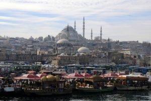 Istanbul, Turkey, Islamic architecture, Islam