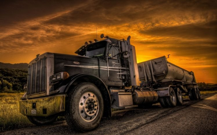 HDR, Trucks HD Wallpaper Desktop Background