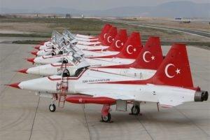 Turkish Stars, Türk Yıldızları, Turkey, Turkish