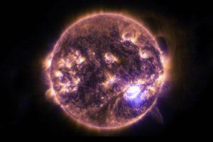 Sun, NASA