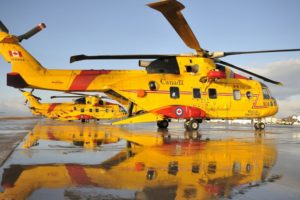 helicopters, Agustawestland CH 149 Cormorant