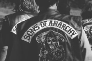 Sons Of Anarchy, Monochrome