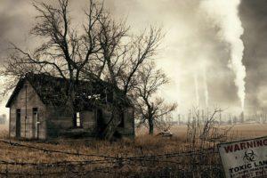 futuristic, Ruin