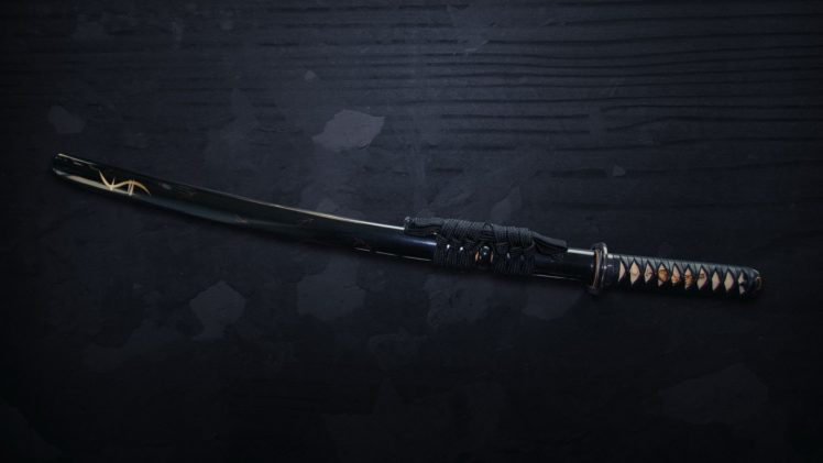 Sword Katana Helix Tv Series Takezo Kensei Symbols Heroes