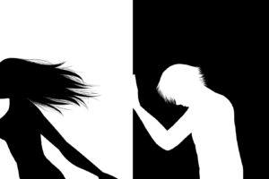 monochrome, Silhouette