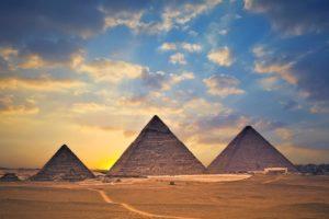 Egypt, Pyramid