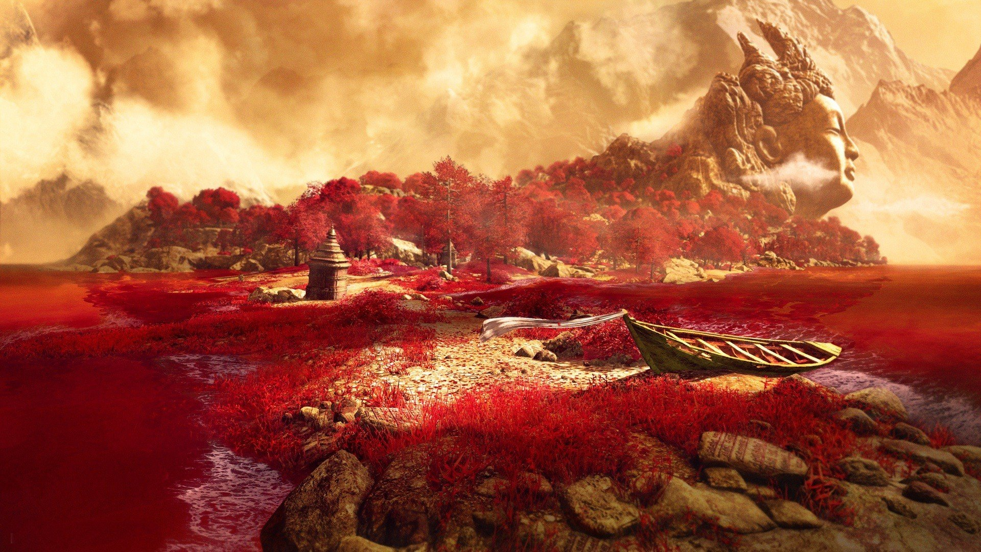 Far Cry 4 Wallpapers Hd Desktop And Mobile Backgrounds: Farcry 4, Shangri La HD Wallpapers / Desktop And Mobile