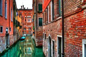 Venezia Canal Grande, Venice, Canal