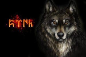 wolf, Turkish, Fascism