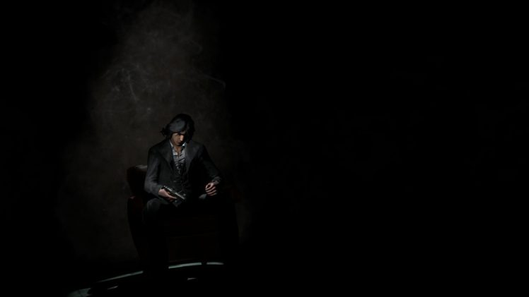 The Darkness 2, The Darkness, Black background HD Wallpaper Desktop Background