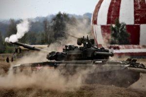 T 90, Tank