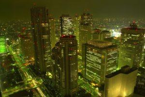cityscape, Long exposure