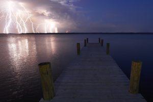 storm, Pier