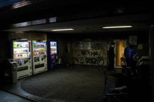 garages, Graffiti