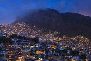 Rio de Janeiro, Brazil, Favela