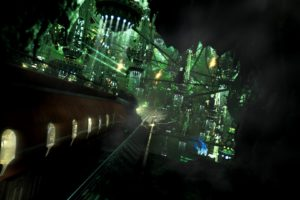 train, Final Fantasy XIII