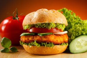 burger, Food, Tomatoes