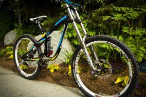 bicycle, Downhill mountain biking