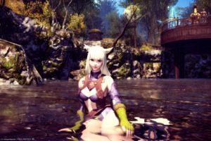 Final Fantasy XIV, Square Enix, Blonde