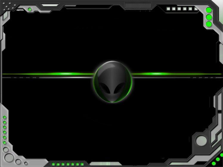 Alienware HD Wallpaper Desktop Background