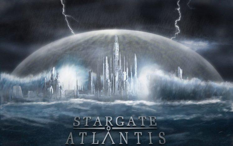 Stargate, Atlantis HD Wallpapers