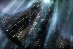 Stargate, SG U, Destiny, FTL, Faster Than Light, Destiny spaceship