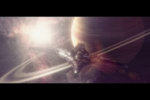 SG U, Destiny, FTL, Faster Than Light, Destiny spaceship