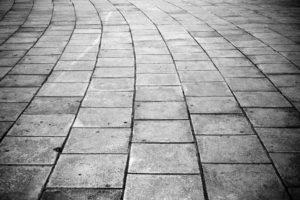 monochrome, Sidewalks