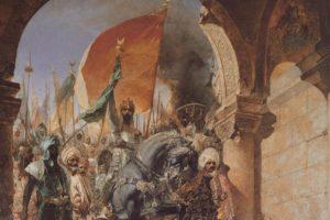 Ottoman Empire, Fatih Sultan Mehmet(II. Mehmet), Istanbul