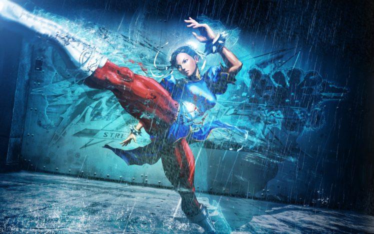 Street Fighter Chun Li Kick Hd Wallpapers Desktop And Mobile