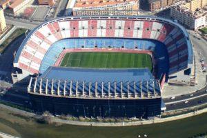 Atletico Madrid, Stadium
