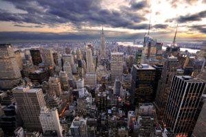 city, HDR, New York City