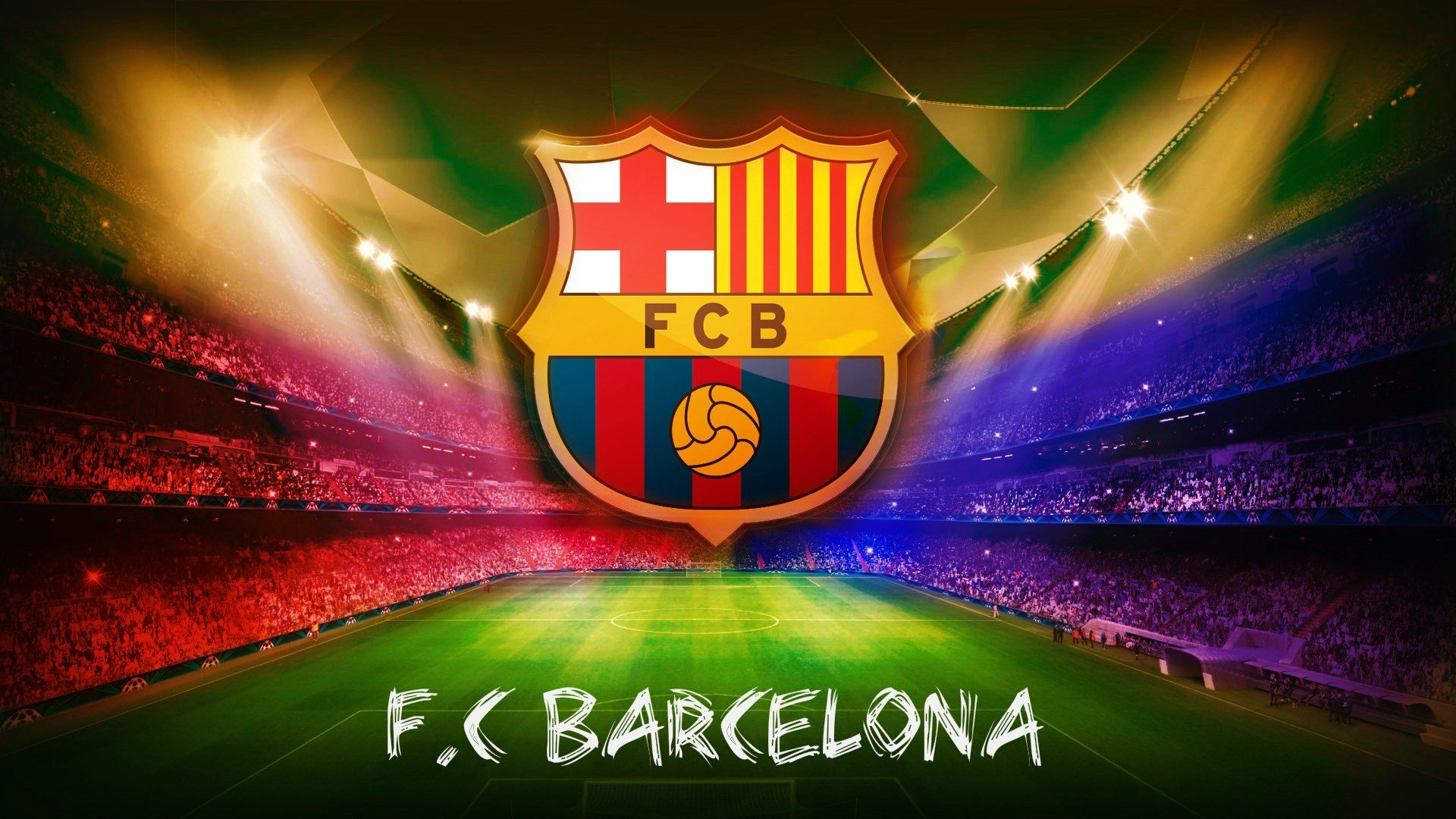 10+ Fc Barcelona Stadium Wallpaper