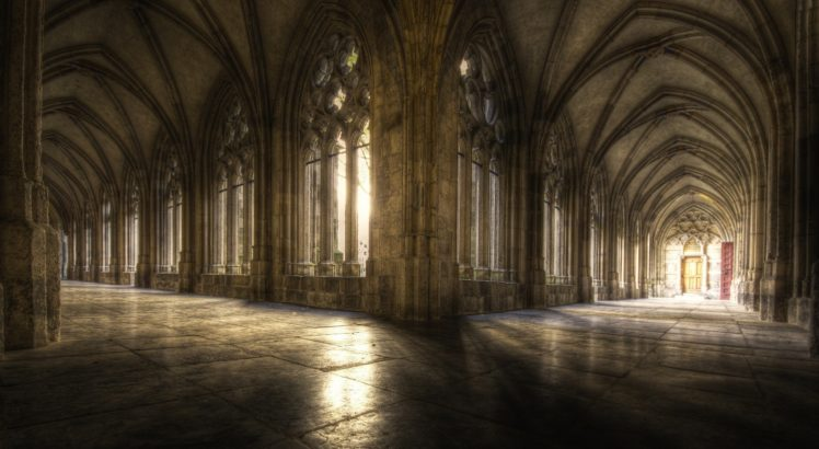 Gothic architecture, Architecture, Sunlight, Old building HD Wallpaper Desktop Background