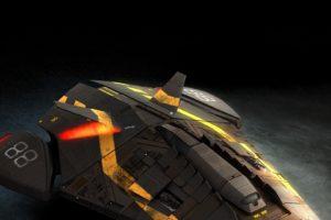 spaceship, Elite: Dangerous