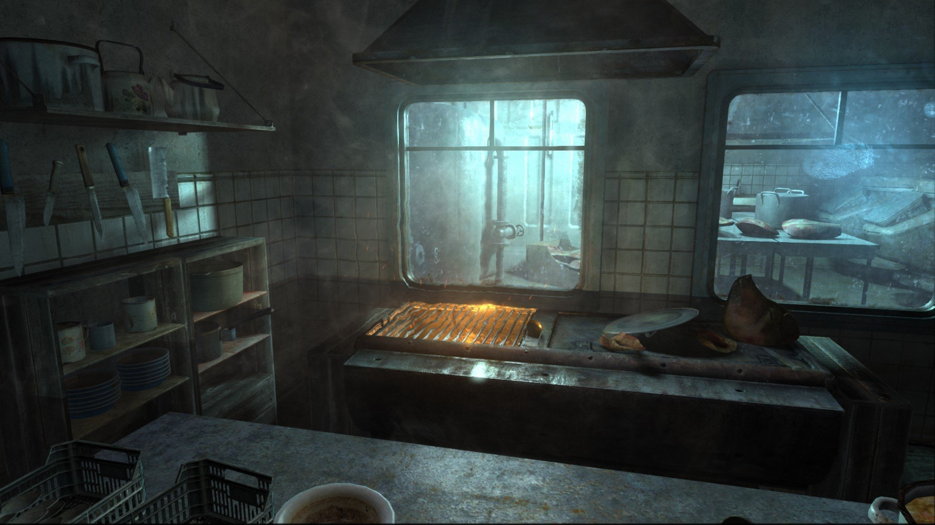 Metro Last Light Kitchen Hd Wallpapers Desktop And Mobile