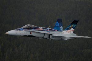McDonnell Douglas F A 18 Hornet, Airplane