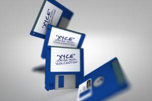 demoscene, Chiptune, Amiga, Xyce, Floppy disk, 16 bit