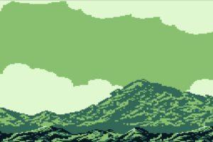 GameBoy, Green