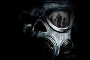 mask, Black Mask, Gas masks, Apocalyptic