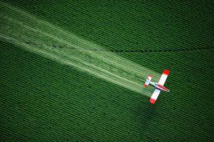 field, Aircraft