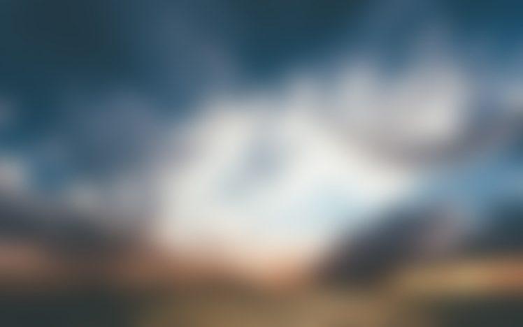blurred HD Wallpaper Desktop Background