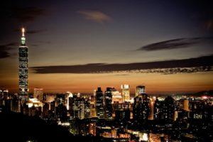 Taipei, City