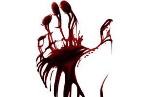 blood, Hand