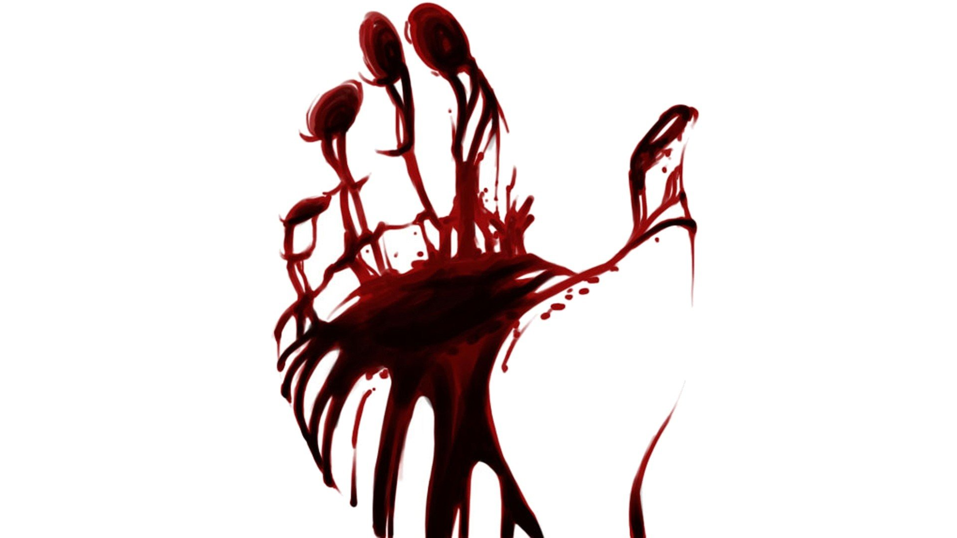 Blood, Hand HD Wallpapers / Desktop And Mobile Images & Photos