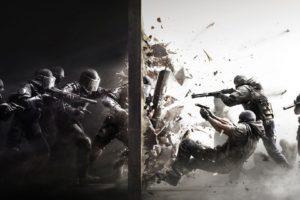 Rainbow Six: Siege, Splitting, Battle, Soldier