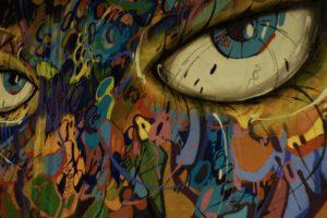 graffiti, Eyes