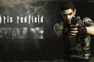 Chris Redfield, Resident Evil HD Remaster