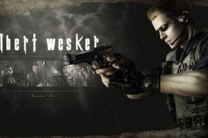 Resident Evil HD Remaster, Albert Wesker